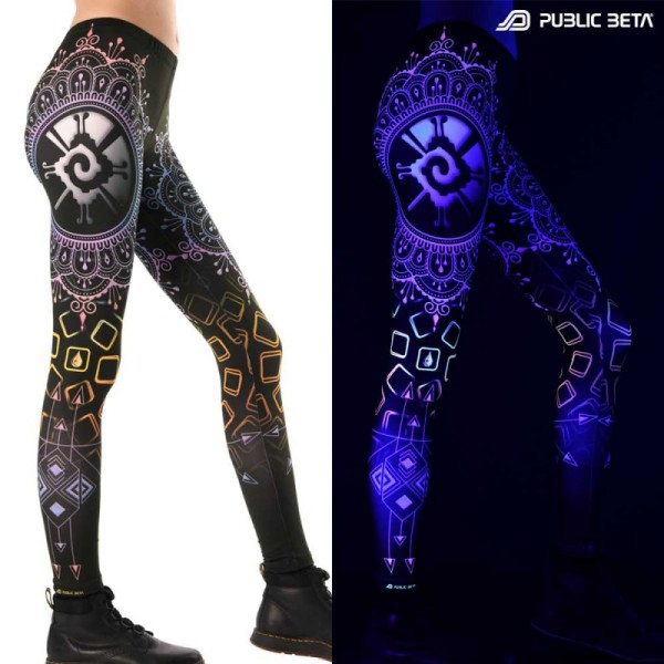 Leggins Hunab Ku uv
