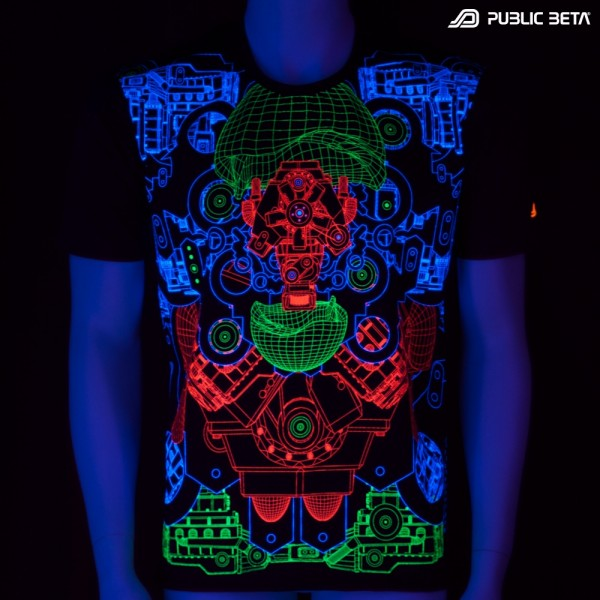 T-Shirt Hybrid uv