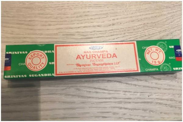 Räucherstäbchen Ayurveda