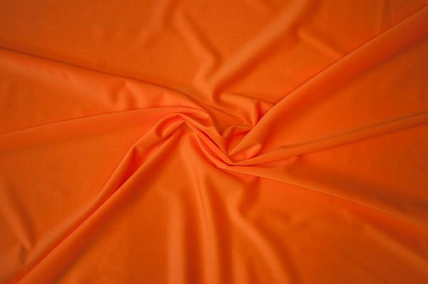 4 Way Stretch Stoff Orange