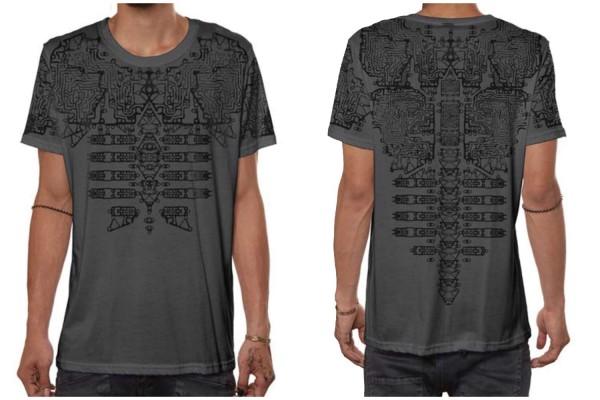 T-Shirt FUTURA grau