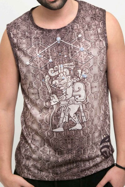 Sleeveless COSMIC TRAVELLER
