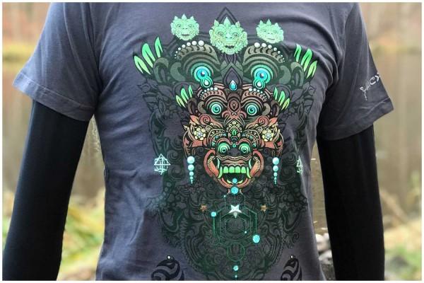 T-Shirt Bali High grau