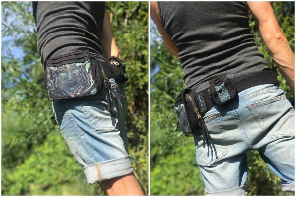 Belt Bag Aya schwarz