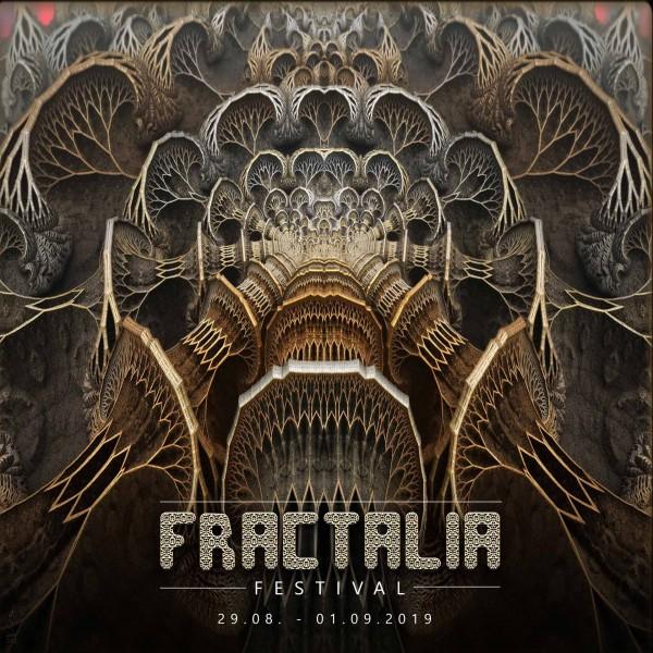 Ticket Fractalia Open Air 2019