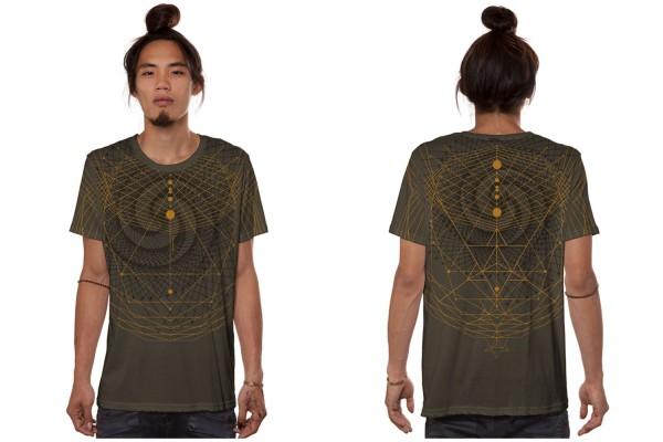 T-Shirt SPIRAL C STONE
