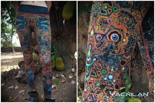 Leggins SERPENTS AND LADDERS