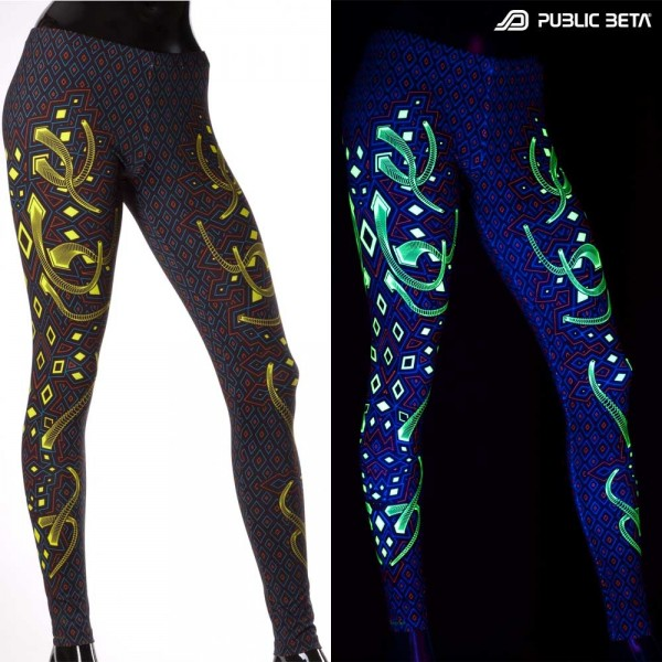 Leggins Rhombus UV
