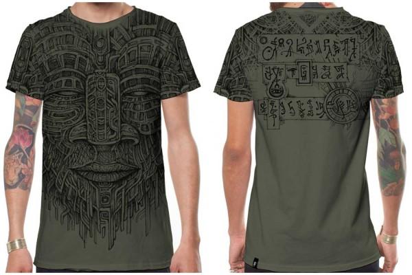 T-Shirt Kadu olive
