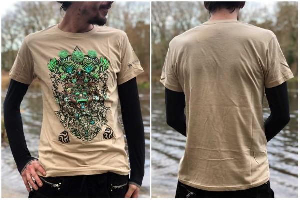 T-Shirt Bali High sand
