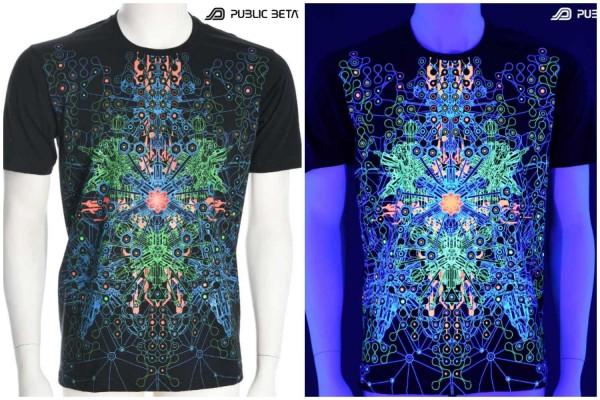 T-Shirt SPIRIT CIRCUIT uv aktiv