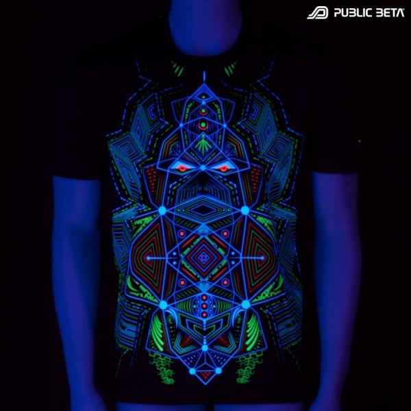 T-Shirt Multidimensional uv
