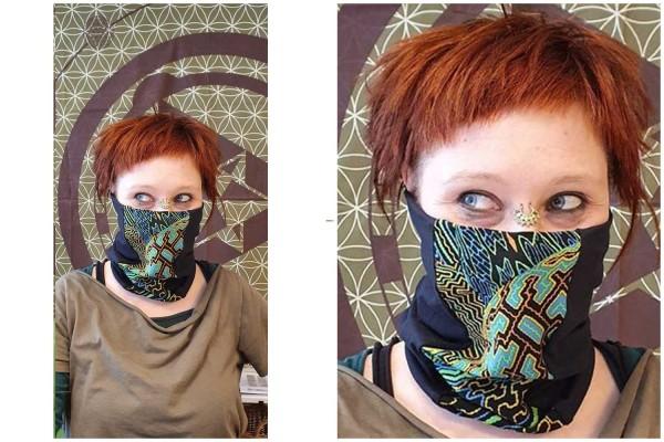 Dust Maske aya schwarz
