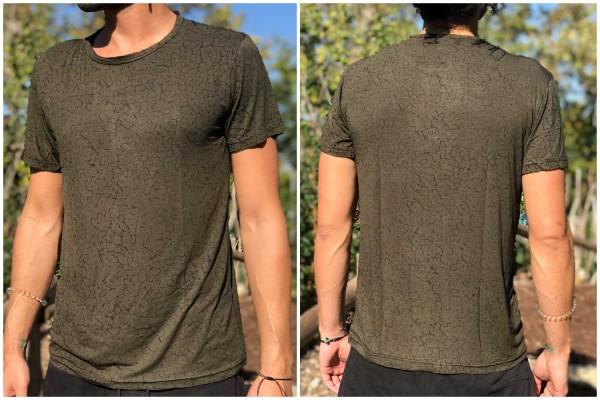 T-Shirt ✪ Afero grün