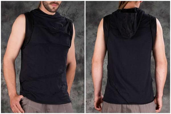 Sleeveless ✪ Bedouin schwarz