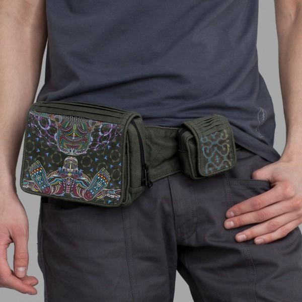Belt Bag DMT HD olive uv aktiv