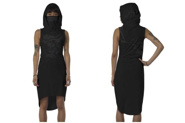Kleid RA schwarz