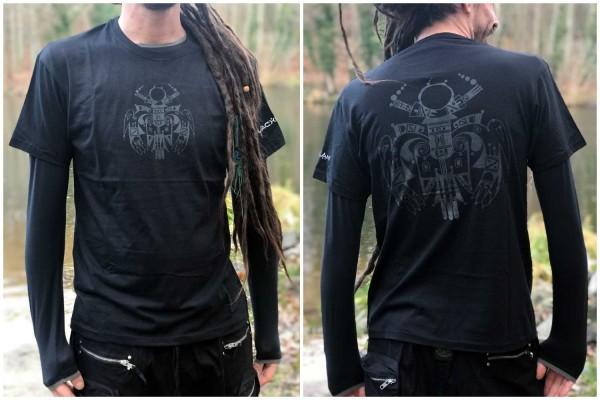 T-Shirt Hopi schwarz