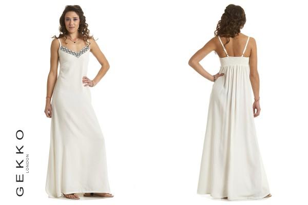 Kleid Summer weiß