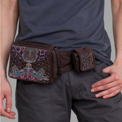 Belt Bag DMT HD braun
