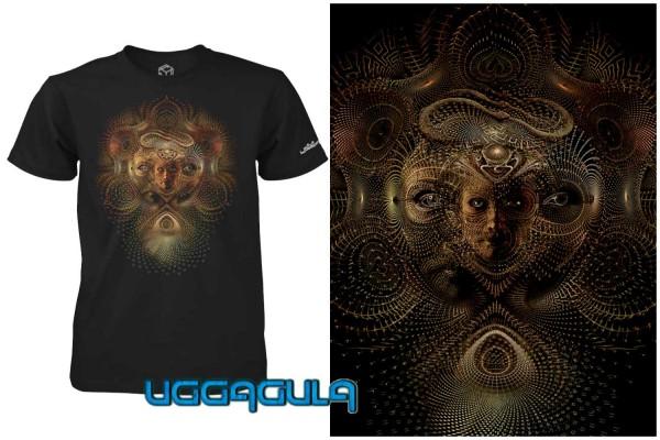T-Shirt CHRONO TRAVELLERS black