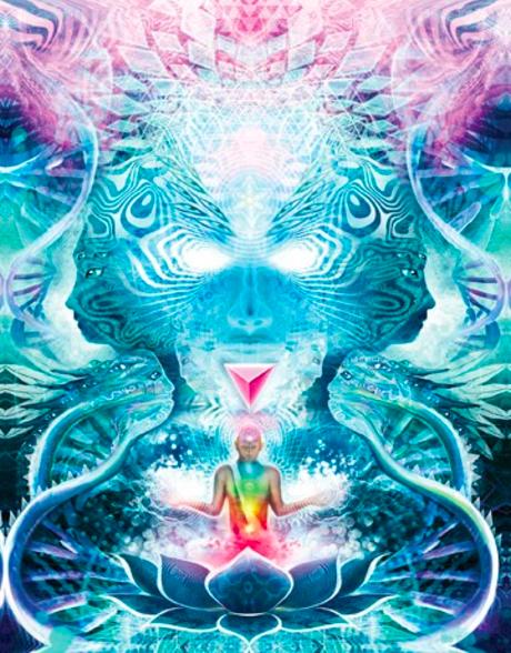 Hologramm Bild klein TOTEMICAL