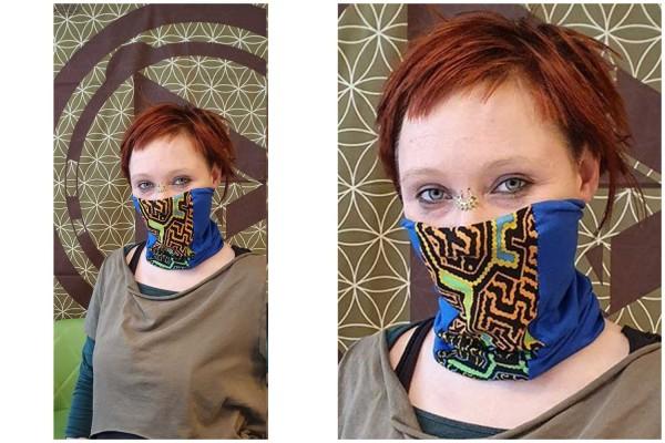 Dust Maske aya blau