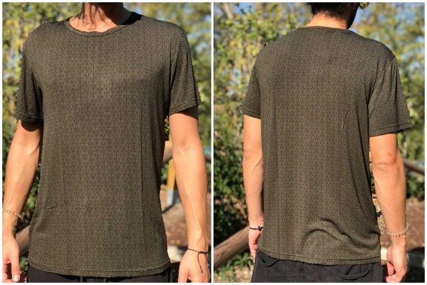 T-Shirt ✪ Teningar grün