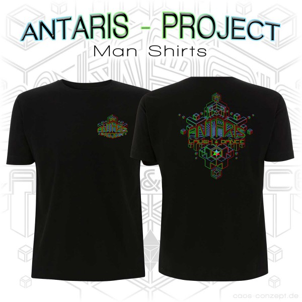 Antaris Project Shirt 2016 schwarz