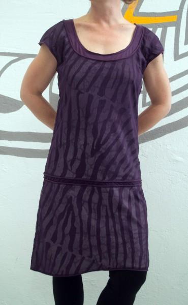 Kleid Sheer Animal Magic 1 violett
