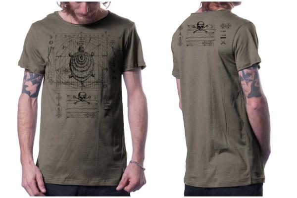 T-Shirt Compas rock