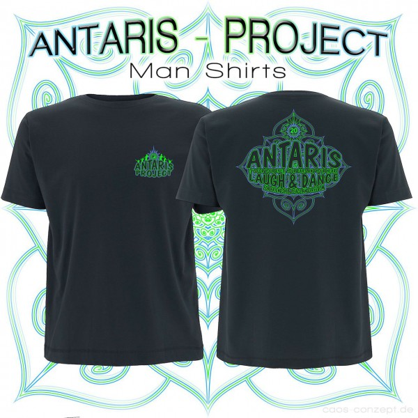 Antaris Project Shirt blau