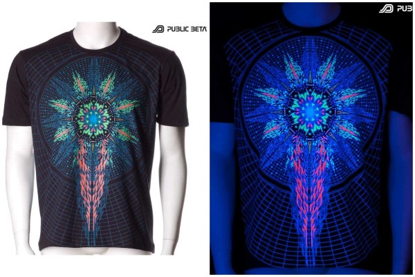 T-Shirt Powercore uv aktiv