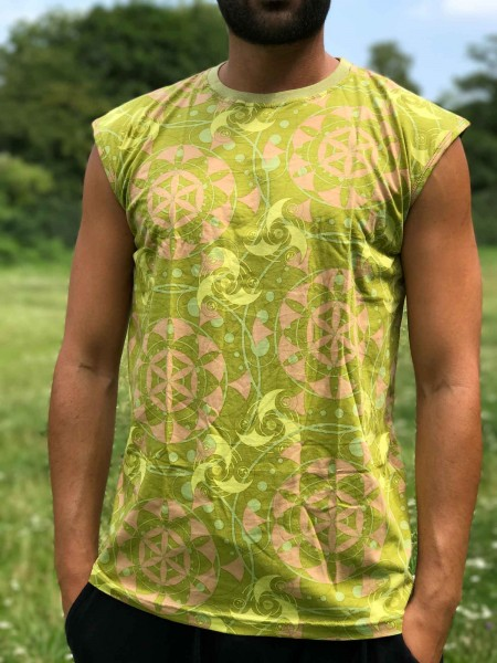 Sleeveless Fresh grün