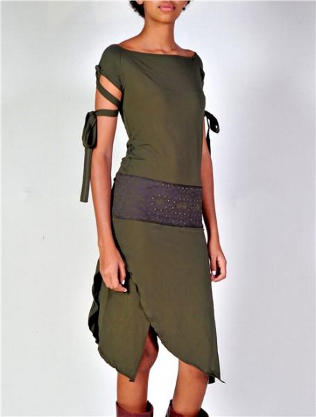 Kleid Monroe RMX olive
