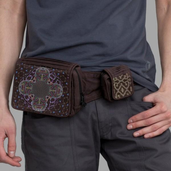 Belt Bag DMT HD Mandala braun