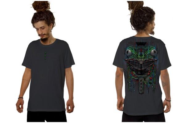 T-Shirt KAMBO DARK GREY