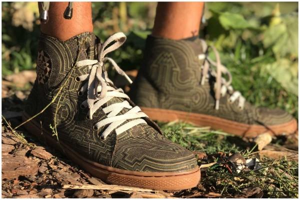 Schuhe Shipibo braun (men)