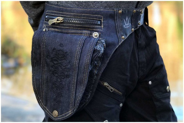 Gürteltasche IP Fractal jeans NEW