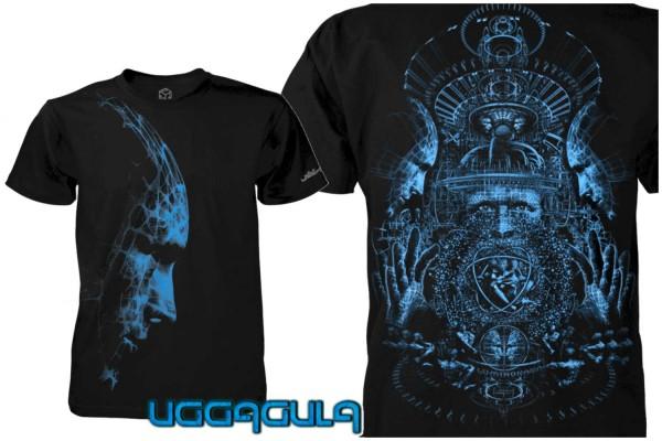 T-Shirt PHOKUS POKUS black