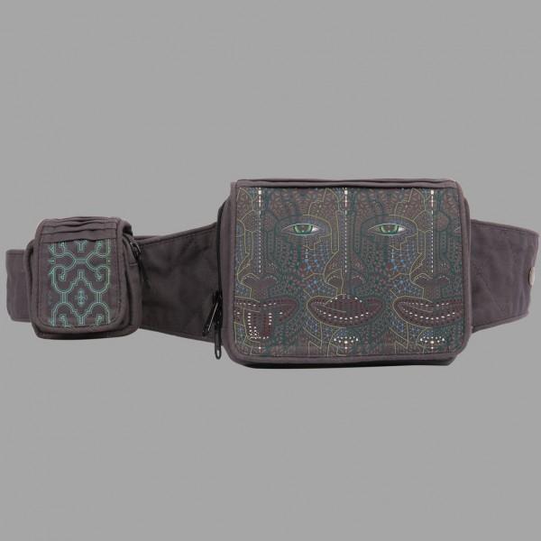 Belt Bag 4th Dimension grau