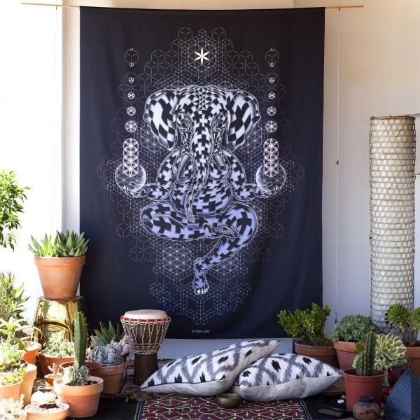 Wandtücher Ganesher