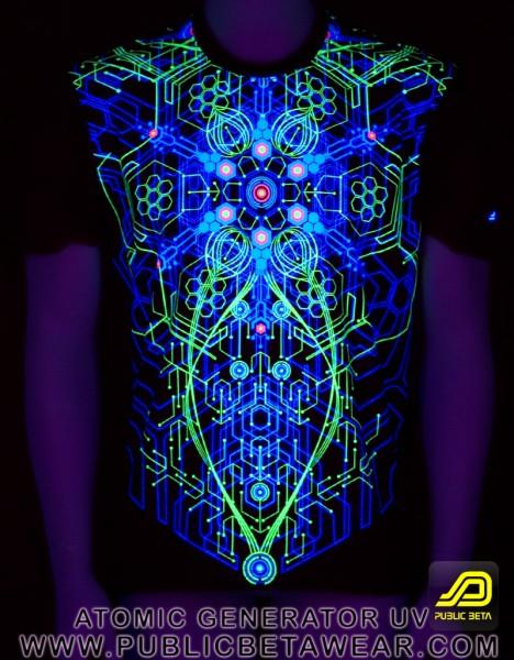 T-Shirt Atomic Generator