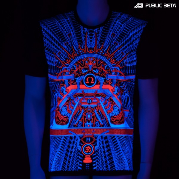 T-Shirt OHMmm uv