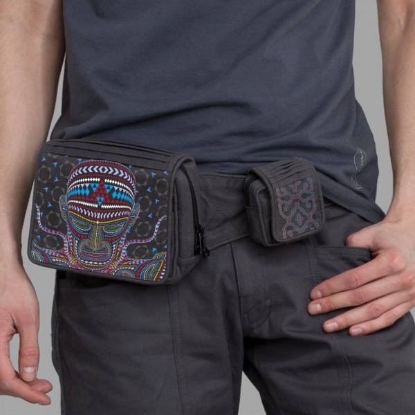 Belt Bag Chango grau