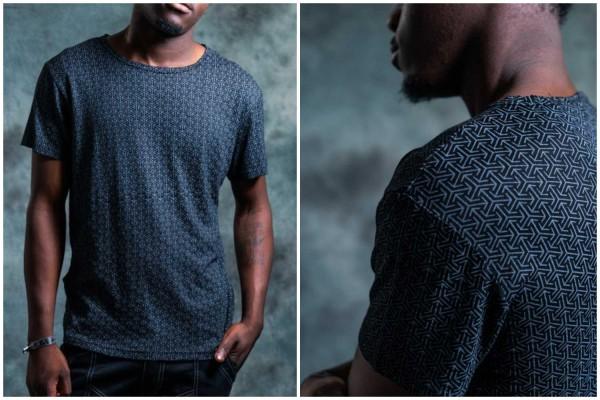 T-Shirt ✪ Teningar schwarz