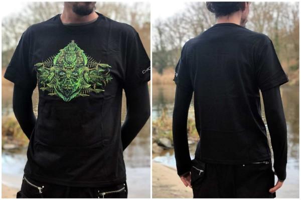 T-Shirt SKIN FACE ELIX