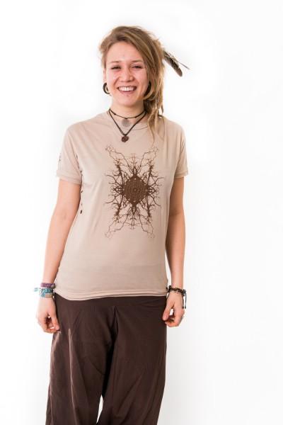 T-Shirt Bhoomi beige