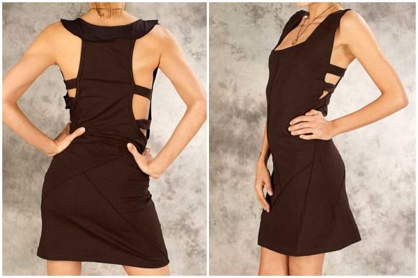 Kleid ✳ Metry schwarz