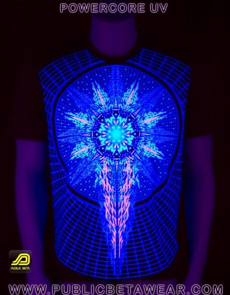 T-Shirt Powercore UV